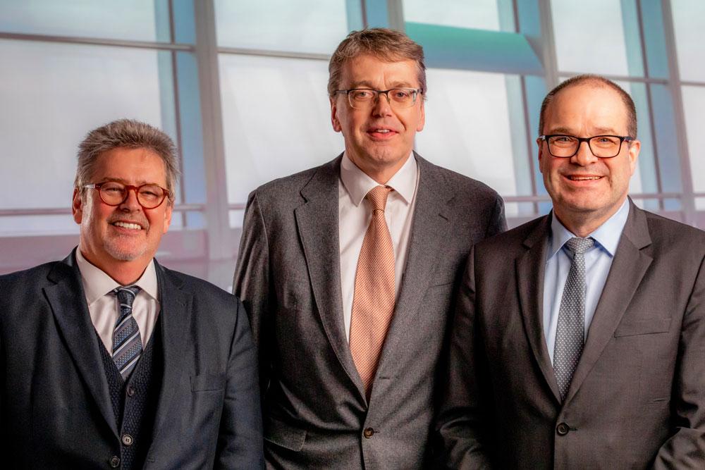 Teamfoto de Kanzlei Knoblauch Rechtsanwälte & Notare in Essen